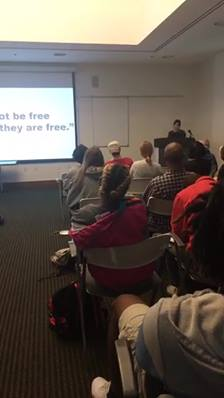 """Livestream of Dr. Mari Crabtree Lecture """"Liberating The Spirit, Securing the Body"""""""