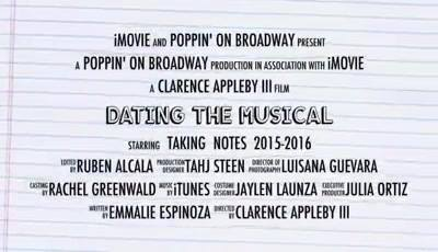 """Here is trailer number 2 for black box show """"Poppin' on Broadway"""" this Thursday and Friday at 7:00 p.m."""