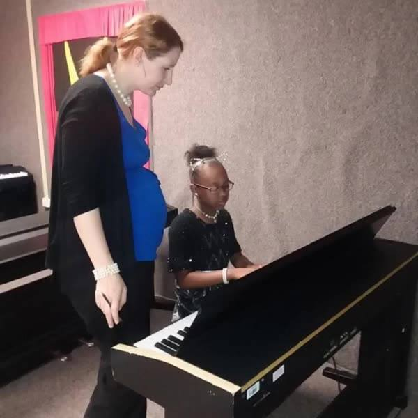 Big great thank you to Mrs. Jenkins for putting together this awesome piano recital today and for teaching our students ...