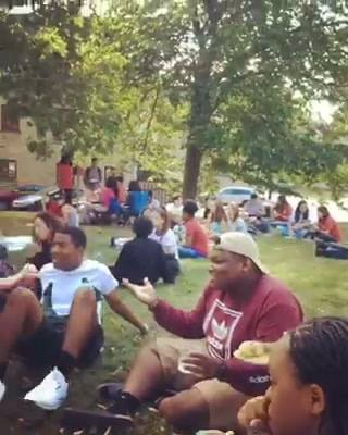 Scholars and staff had so much fun at the HHSP Dogs & Donuts event!! Check out how it went! #iubHHSP