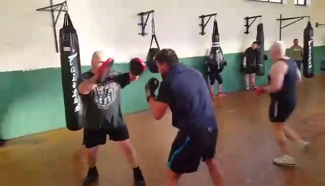 Tonight it's junior boxing 5-6 then adults boxing circuit 6-7 mixed class male and female of all abilities welcome this ...