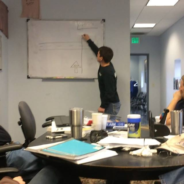 S turns around a point. One of our CFI students gives a practice class on how to teach his future students this flight m...