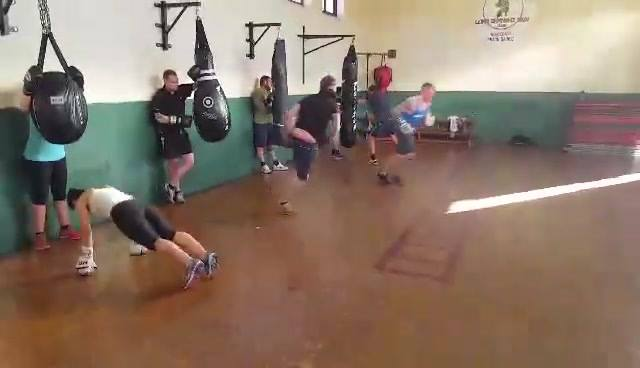 Boxing circuit back tonight 6-7 great cardiovascular workout and still the best value class in the UK at £2 per person