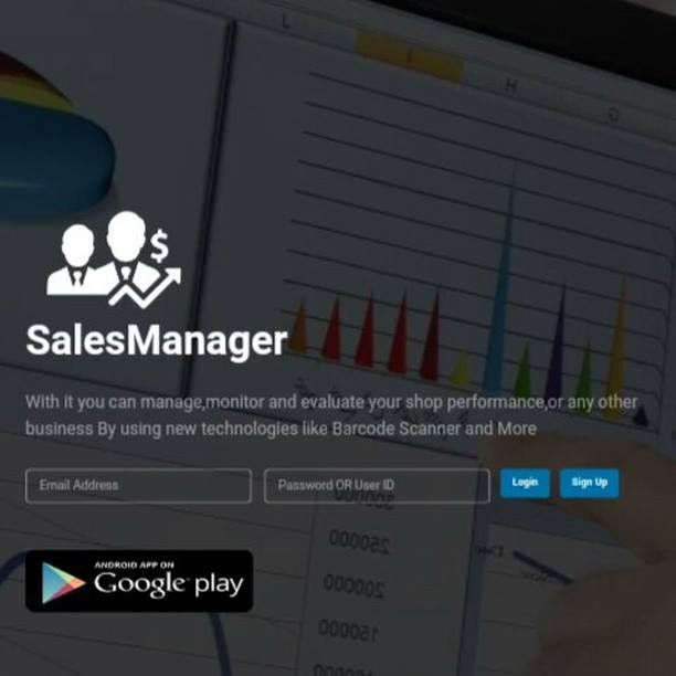 #sales #manager #android #app www.salesmanager.live