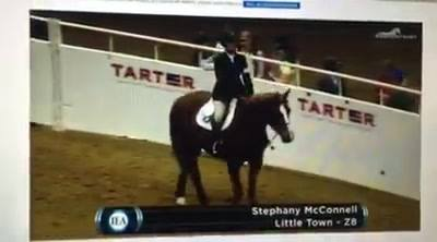 Congratulations Miss Stephany McConnell and her 6th place win at IEA Nationals!!