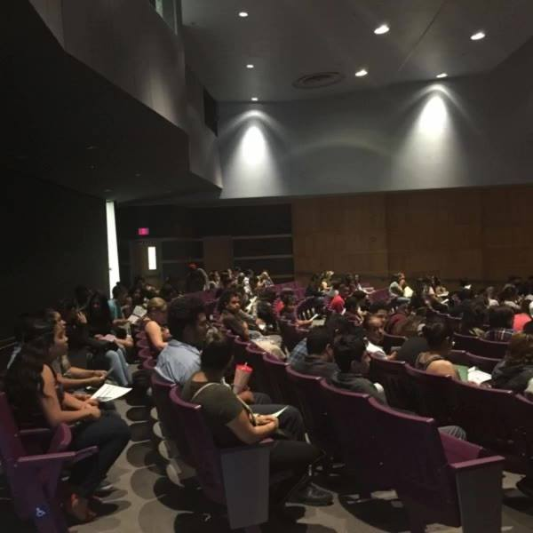 College application month is starting off strong! Desert Pines kicked off with their scholarship night. Parents and stud...