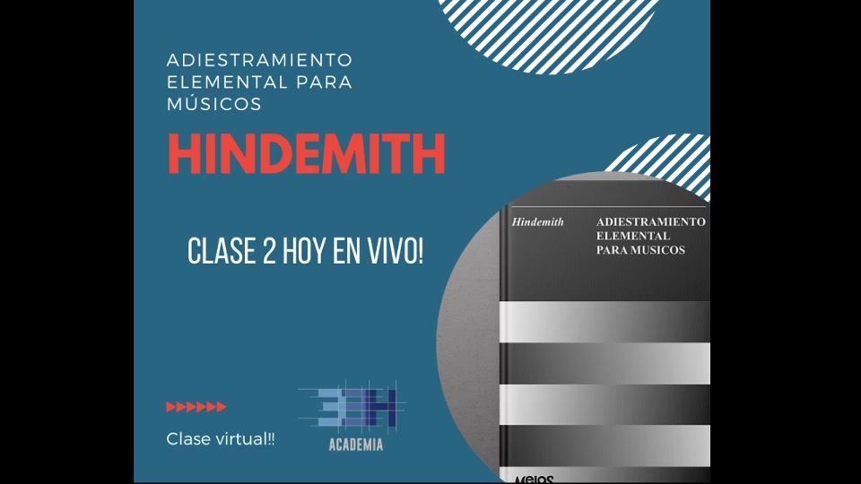 Clase 3 Hindemith