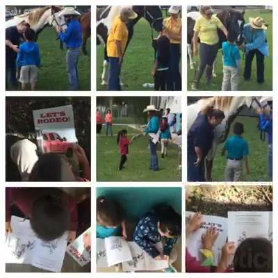 First Touch/First Read for the Books & Broncs Literacy Project was a huge success thanks to Homestead Rodeo Association,...
