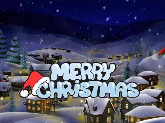 Wishing everyone a Merry Christmas & a Very Happy new year